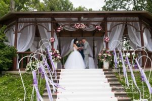 Jaunmoku pilī kāzu ceremonija