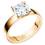 Laulību gredzeni ar briliantiem, zelta gredzeni