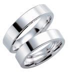 gredzeni no baltā zelta, cena baltā zelta gredzeniem, Laulību gredzeni, baltais zelts