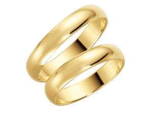 klasiski laulību gredzeni