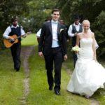 kāzu muzikanti