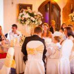 kāzas Dikļu klētī