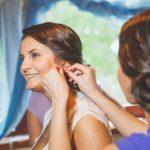 rīta pucēšanās, līgavas make-up
