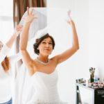 līgavas plīvurs