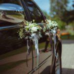 kāzu auto, kāzu dekorācijas