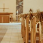 baznīca kāzās