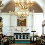 kāzas luterāņu baznīcā, Vinteru kāzas
