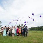 baloni kāzās, kāzu atrakcijas
