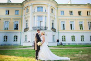kāzas Mežotnes pilī