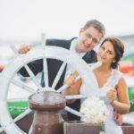 kuģis kāzās, kāzu tēma lidojums