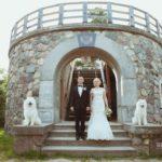 suņi kāzās, oriģināli kāzu foto