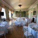 Mežotnes pils kāzu svinību vieta