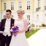 laulību ceremonija, Mežotnes pils