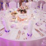 kāzu galdu noformējums, Vinteru kāzas