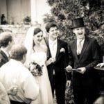 Egils Melbārdis, kāzu vakara vadītājs