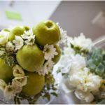 kāzu dekorācijas, āboli kāzās