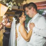 jaunā pāra deja, flauta kāzās