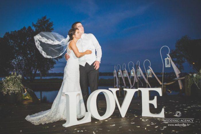 love kāzās, kāzu fotosesija