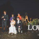 oriģināla fotosesija kāzās, love kāzās