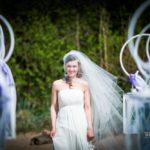 līgava kāzās