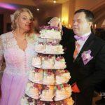kāzu kūciņu torte
