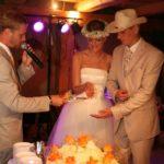 Ainārs Ančevskis kāzās, kāzu vakara vadītājs