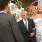 oranžais tonis kāzās
