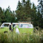 kāzu busiņš, kāzas Siguldā