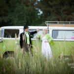 kāzu fotosesija, kāzu busiņš