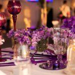 kāzu floristika galdiem