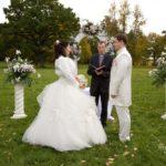 ceremonija pie dabas