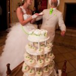 kūciņu torte kāzās