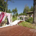 kāzas Jaunmoku pilī