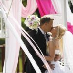 kāzu dekorācijas