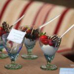 kāzu deserts, kāzu dekorācijas