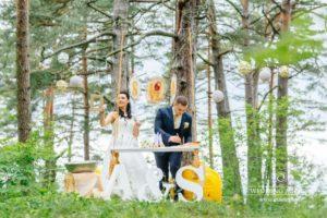 oriģināla kāzu fotosesija, baltic pictures