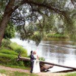 jaunais pāris, latviete un ārzemnieks, ārzemju kāzas