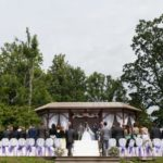 Jaunmoku pilī kāzu ceremonija, ārzemnieku kāzas