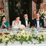 kāzu galdu dekorācijas, Vecgulbenes muiža