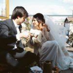 romantiskais galdiņš Gūtenberga terasē