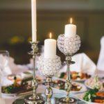 veģetāriešu kāzas, Mežotnes pils