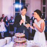 kāzu torte, Natālija Jodo, Jodo kāzas, Mežotnes pils