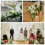 kāzas Ventspilī, kāzas baznīcā
