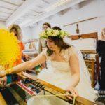 aušana kāzās, kāzas Ventspilī, tradīcijas kāzās