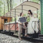 bānītis kāzās, pie dabas kāzās