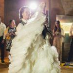 jaunā pāra deja kāzās, kāzas Ventspilī