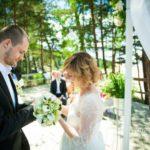 laulības pie jūras