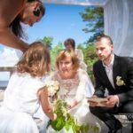 kāzu sveicēji, bērni kāzās