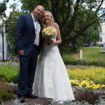 jaunais pāris, kāzu foto