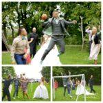 atrakcijas kāzās